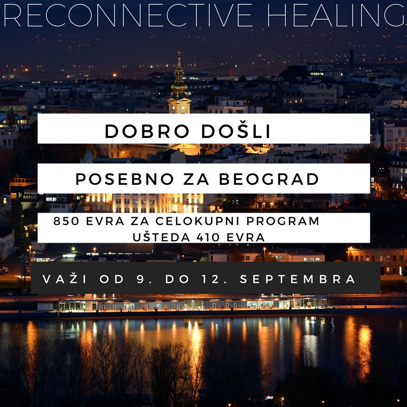 RECONNECTIVE HEALING SERB